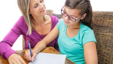 child tutoring