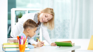 child tutoring